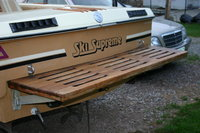 1993 Acura Vigor GS, 1980 one owner Supreme Industries, Ski Supreme, 18 feet 11 inchs fibreglass 351 Windsor PLEASURECRAFT MARINE ENGINES with competion pullboat hull and accessories assembled in corp...