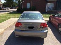 2004 Honda Civic Hybrid Picture Gallery