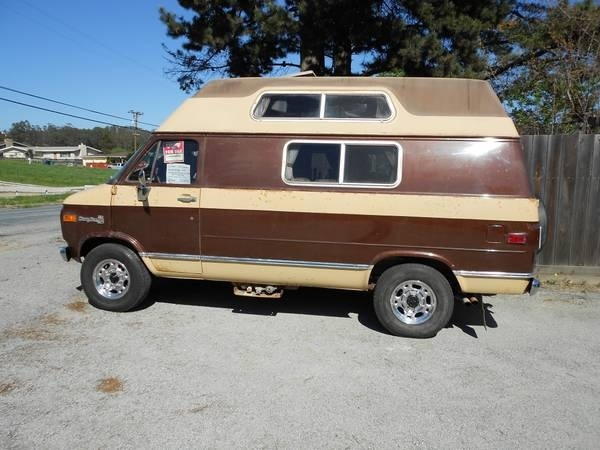 f37405eaf4 Chevrolet Chevy Van Questions - considering buying a 1977 chevy conversion  van - CarGurus