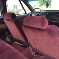 Picture of 1994 Buick LeSabre Limited, interior