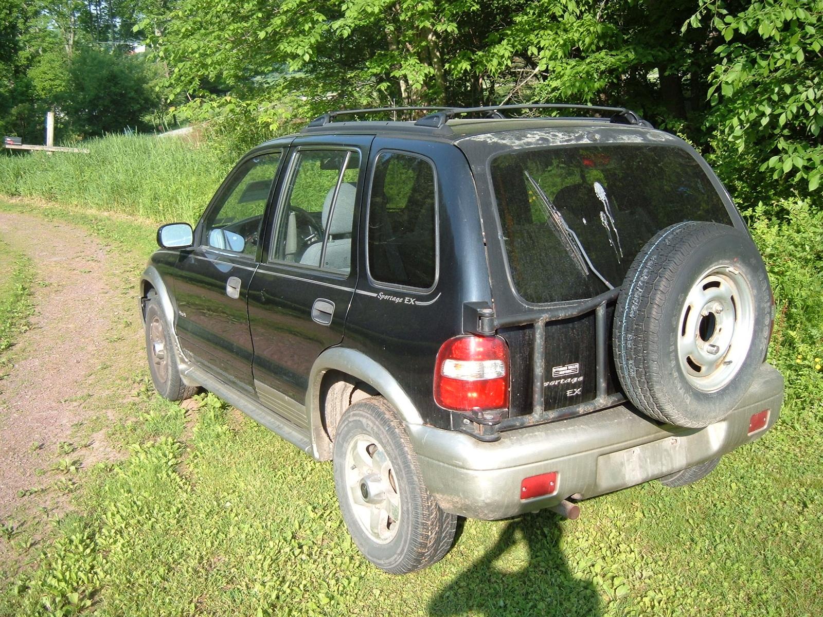 Picture of 1999 Kia Sportage EX 4WD