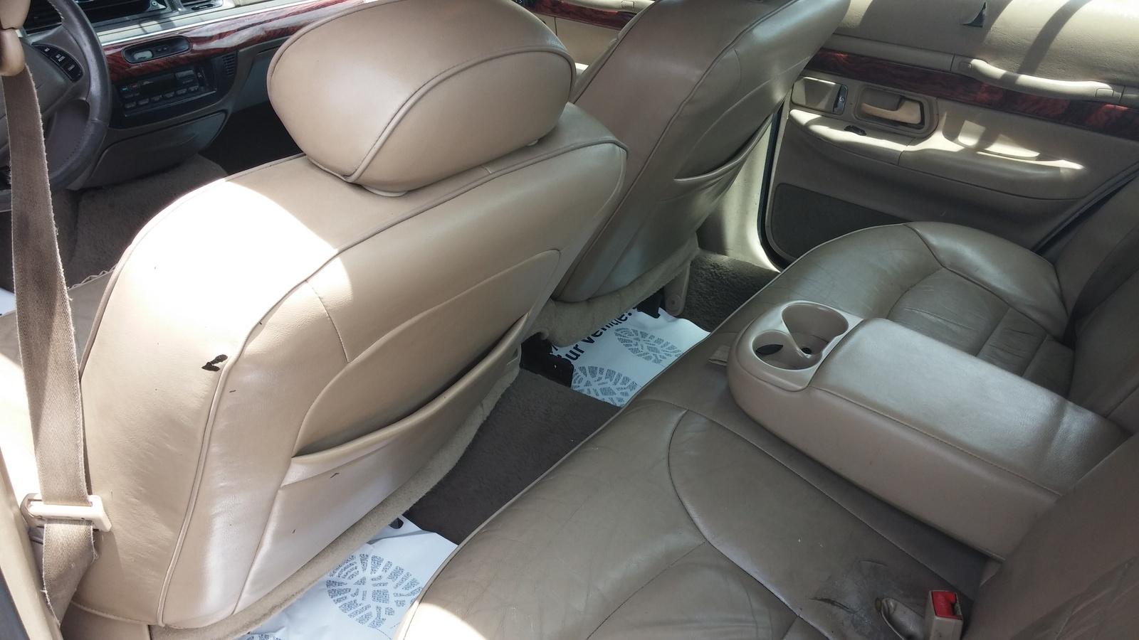 Mercury grand marquis fuse box inside car