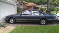 Picture of 1996 Chevrolet Caprice Sedan RWD, exterior, gallery_worthy