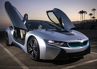 2015 BMW i8 Overview