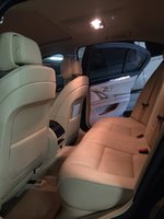 2011 BMW 5 Series 535i, Back seats with great legroom and A/C, interior