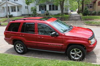 Picture of 2002 Jeep Grand Cherokee Overland, exterior