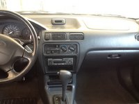 Picture of 1997 Toyota Tercel 4 Dr CE Sedan, interior