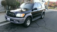 Picture of 2001 Toyota Sequoia SR5 4WD, exterior