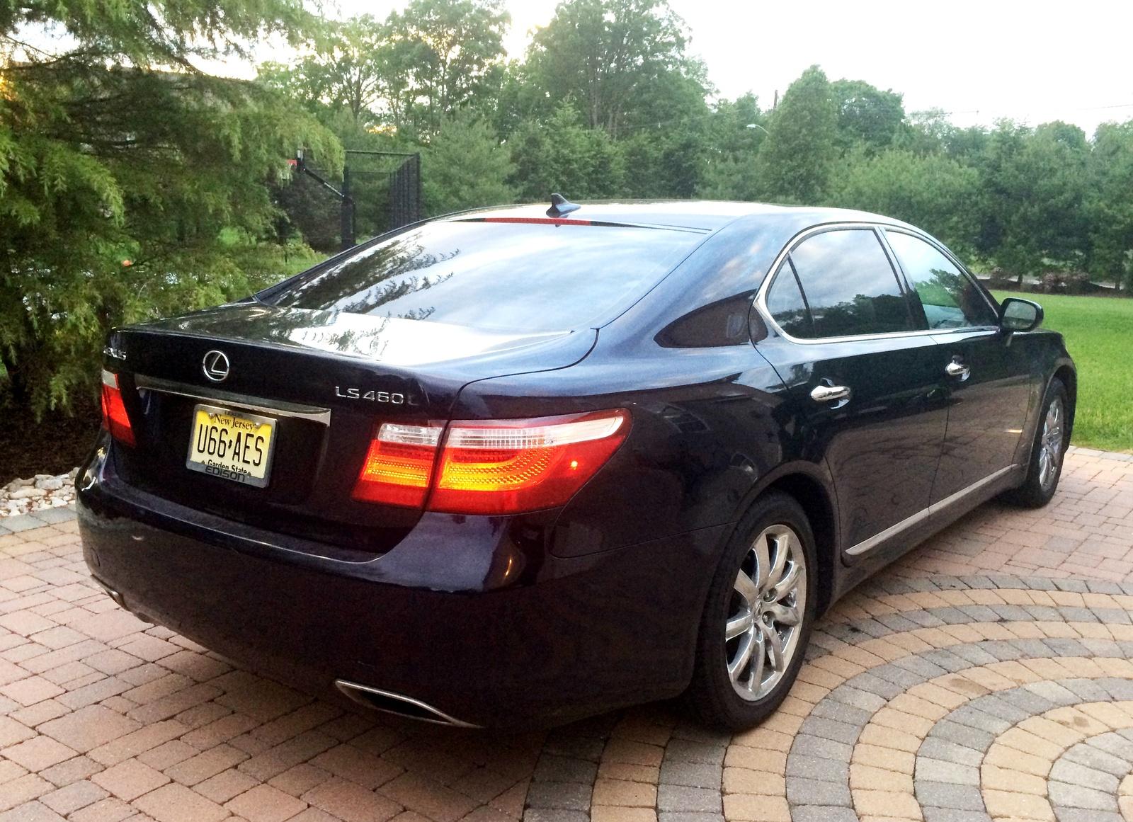 Picture of 2007 lexus ls 460 l exterior