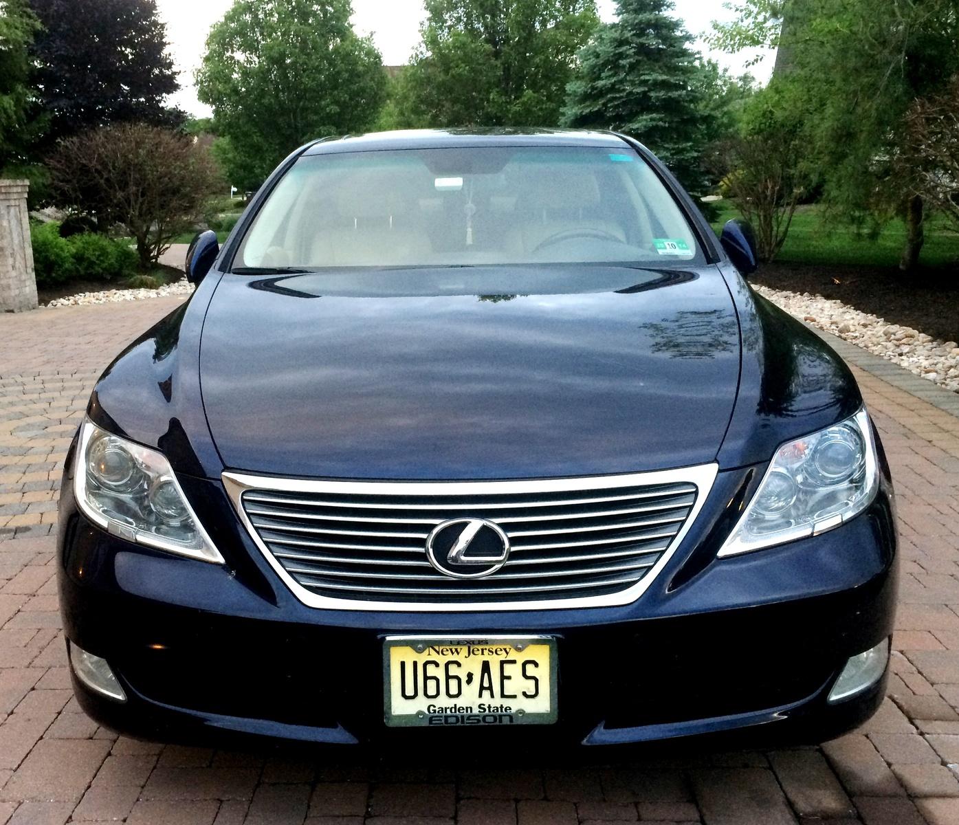 2009 Lexus Gs 460 For Sale: 2007 Lexus LS 460