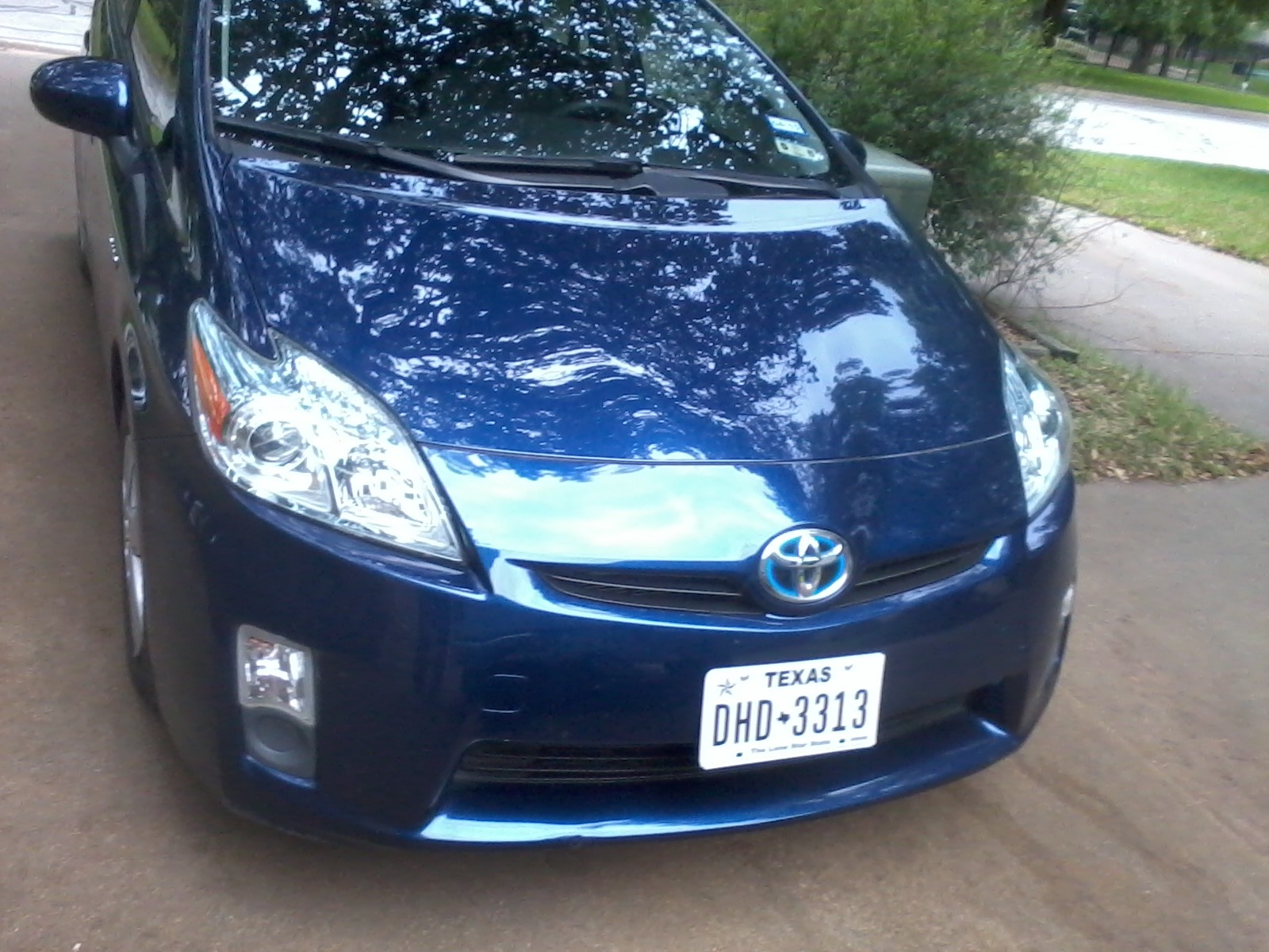 2011 toyota prius two used cars in waco 76708. Black Bedroom Furniture Sets. Home Design Ideas