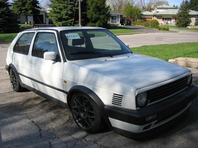 Picture of 1986 Volkswagen Golf 4 Dr Hatchback, exterior, gallery_worthy