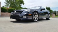 Picture of 2009 Mercedes-Benz SL-Class SL 550, exterior