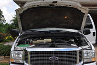 Picture of 2003 Ford Excursion XLT Premium, engine