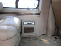 Picture of 2001 GMC Savana G1500 SLE Passenger Van, interior, gallery_worthy