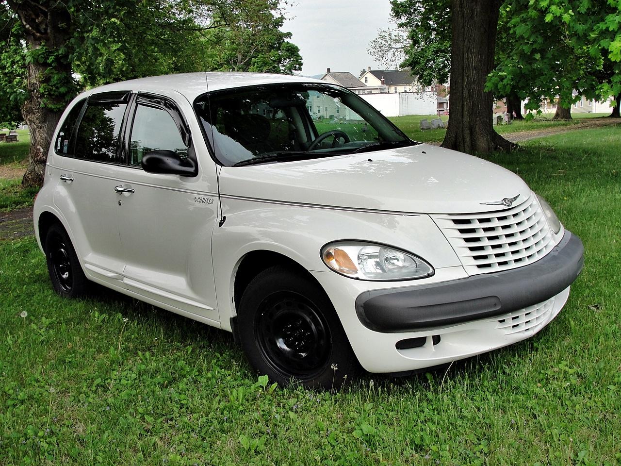 2002 Chrysler PT Cruiser Pictures C1560