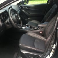 Picture of 2014 Mazda MAZDA3 s Grand Touring Hatchback, interior