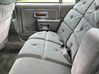 Picture of 1985 Pontiac Parisienne Broughan, interior