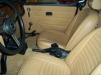 Picture of 1976 Triumph TR6, interior