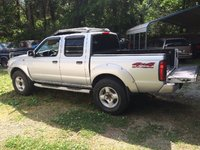 Picture of 2001 Nissan Frontier 4 Dr SE 4WD Crew Cab SB, exterior