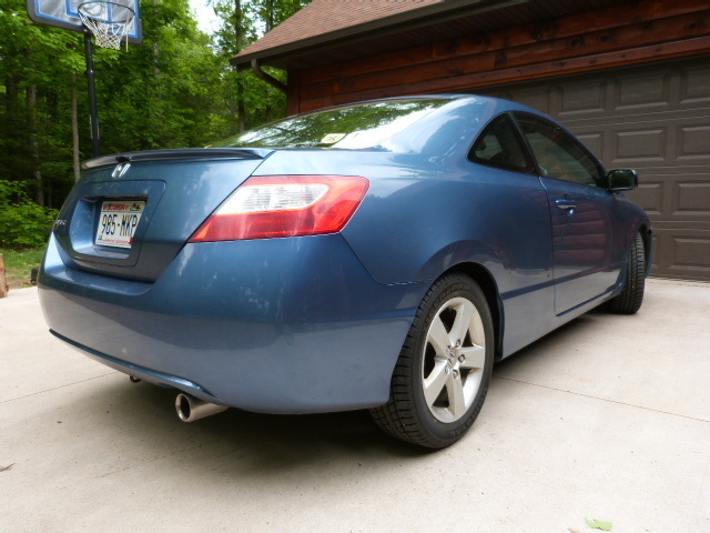 2007 honda civic coupe ex mireille owns this honda civic coupe check. Black Bedroom Furniture Sets. Home Design Ideas