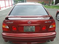 1998 Lexus GS 400 Overview