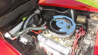 Picture of 1969 Chevrolet Corvette Convertible, engine