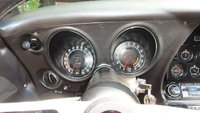 Picture of 1969 Chevrolet Corvette Convertible, interior