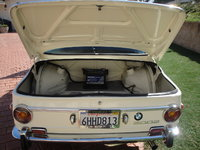 Picture of 1971 BMW 2002, interior