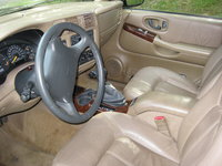 Picture of 1998 Oldsmobile Bravada 4 Dr STD AWD SUV, interior