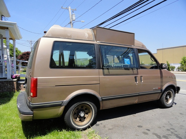Picture of 1994 Chevrolet Astro 3 Dr CL AWD Passenger Van