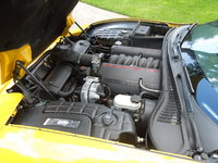 Picture of 2002 Chevrolet Corvette Coupe, engine, gallery_worthy