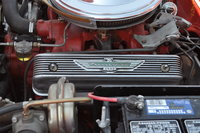 Picture of 1957 Ford Thunderbird, engine