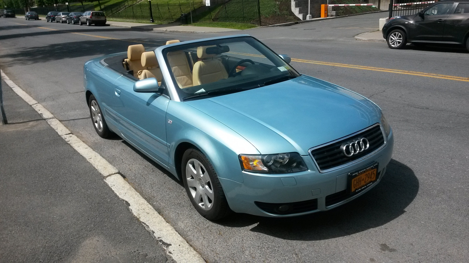 2004 audi a4 3 0 quattro convertible for sale cargurus. Black Bedroom Furniture Sets. Home Design Ideas