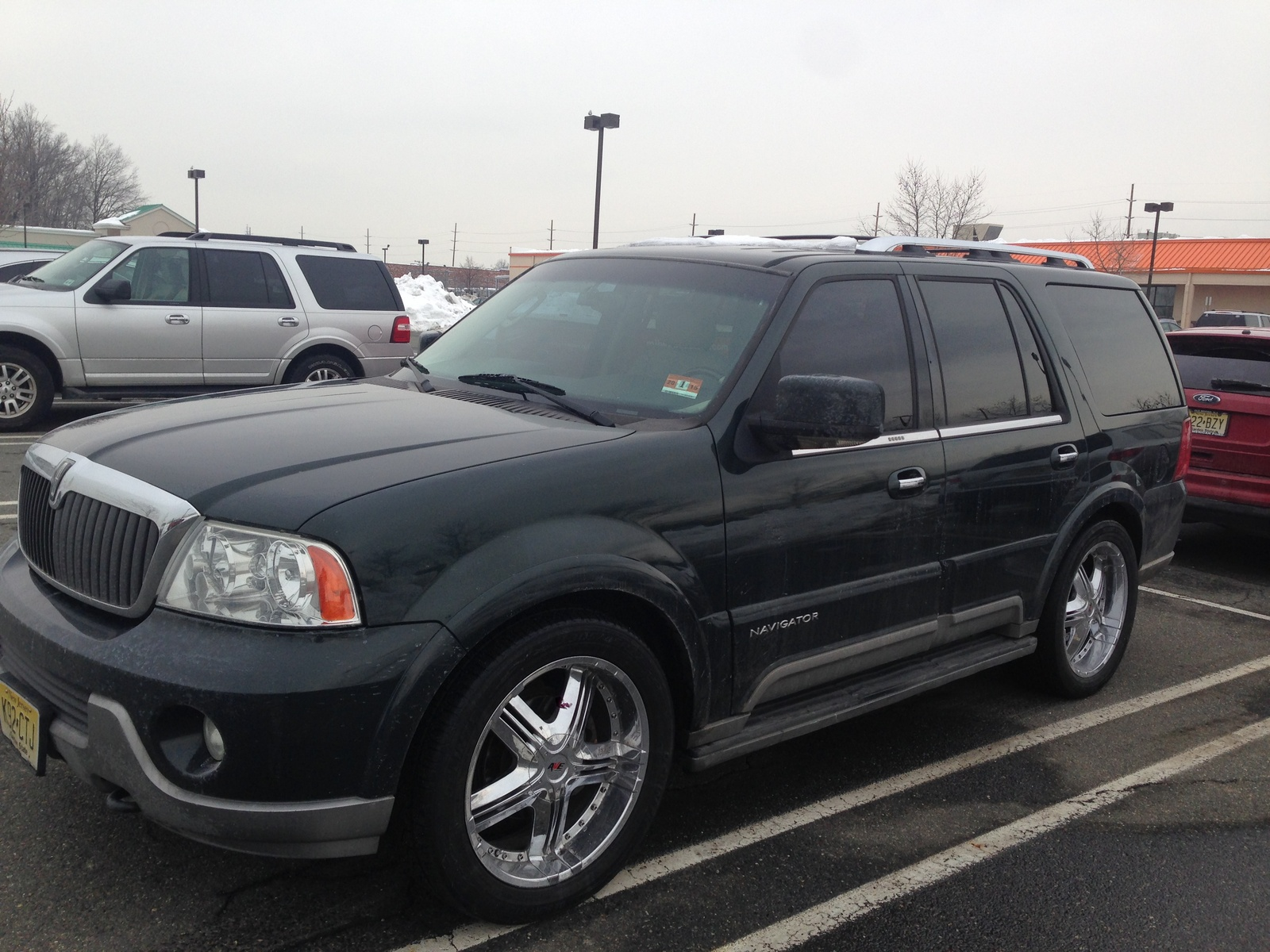 when does 2014 lincoln navigator come autos weblog. Black Bedroom Furniture Sets. Home Design Ideas