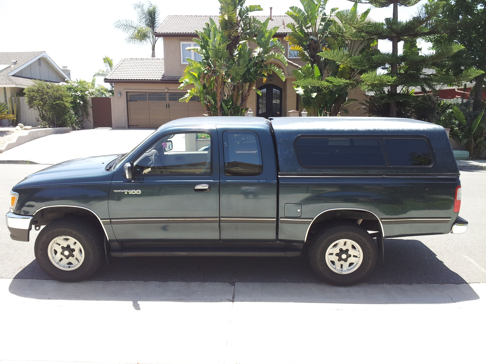 1995 Chevy S10 Extended Cab 1995 toyota t100 extended cab