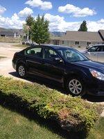 Picture of 2012 Subaru Legacy 2.5i, exterior