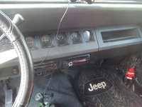 Picture of 1992 Jeep Wrangler STD, interior