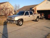 Picture of 2005 Chevrolet Silverado 1500HD LT Crew Cab SB 4WD, exterior