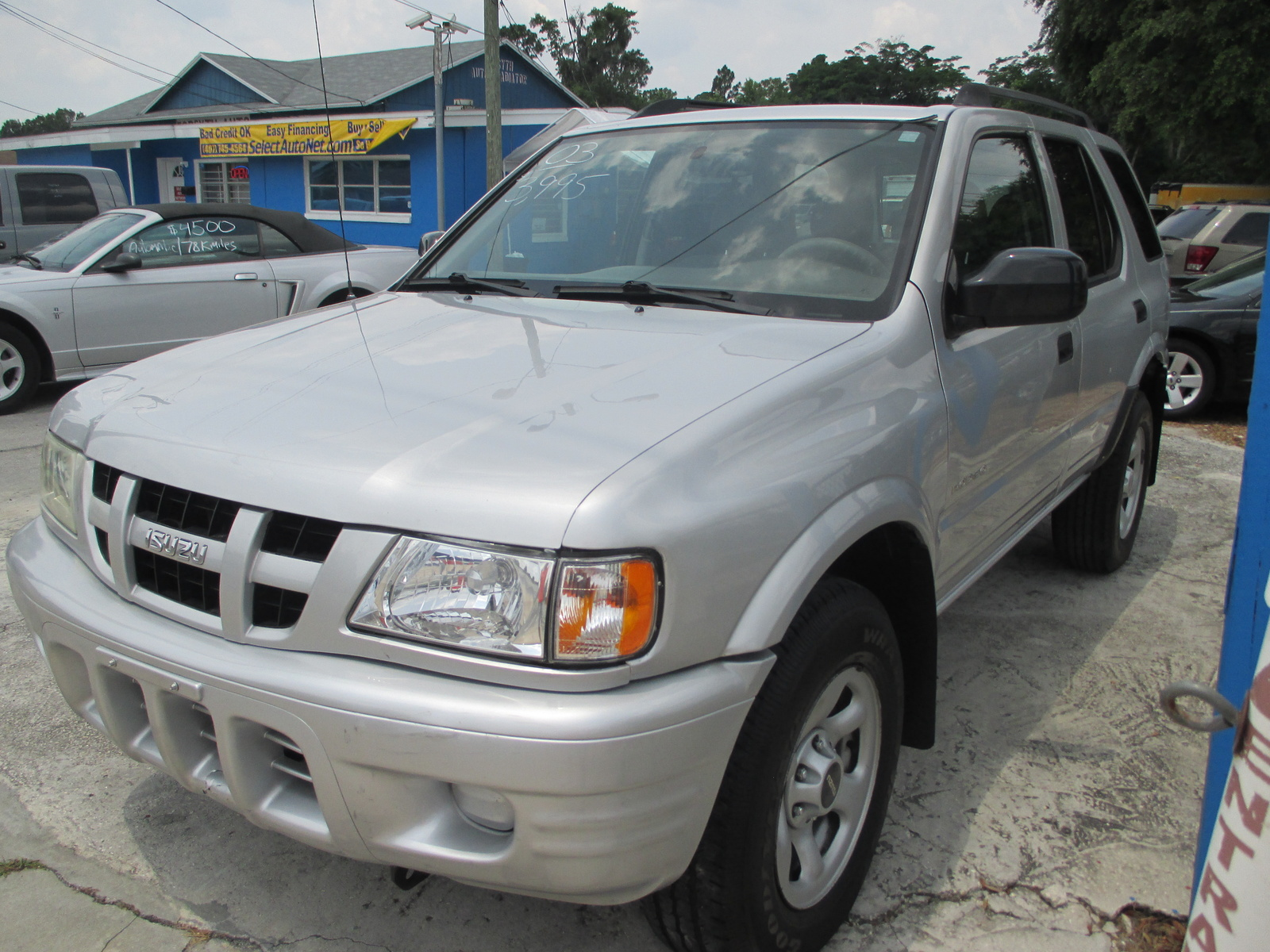 Picture of 2003 Isuzu Rodeo S
