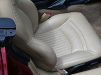 Picture of 2002 Chevrolet Corvette Convertible, interior, gallery_worthy