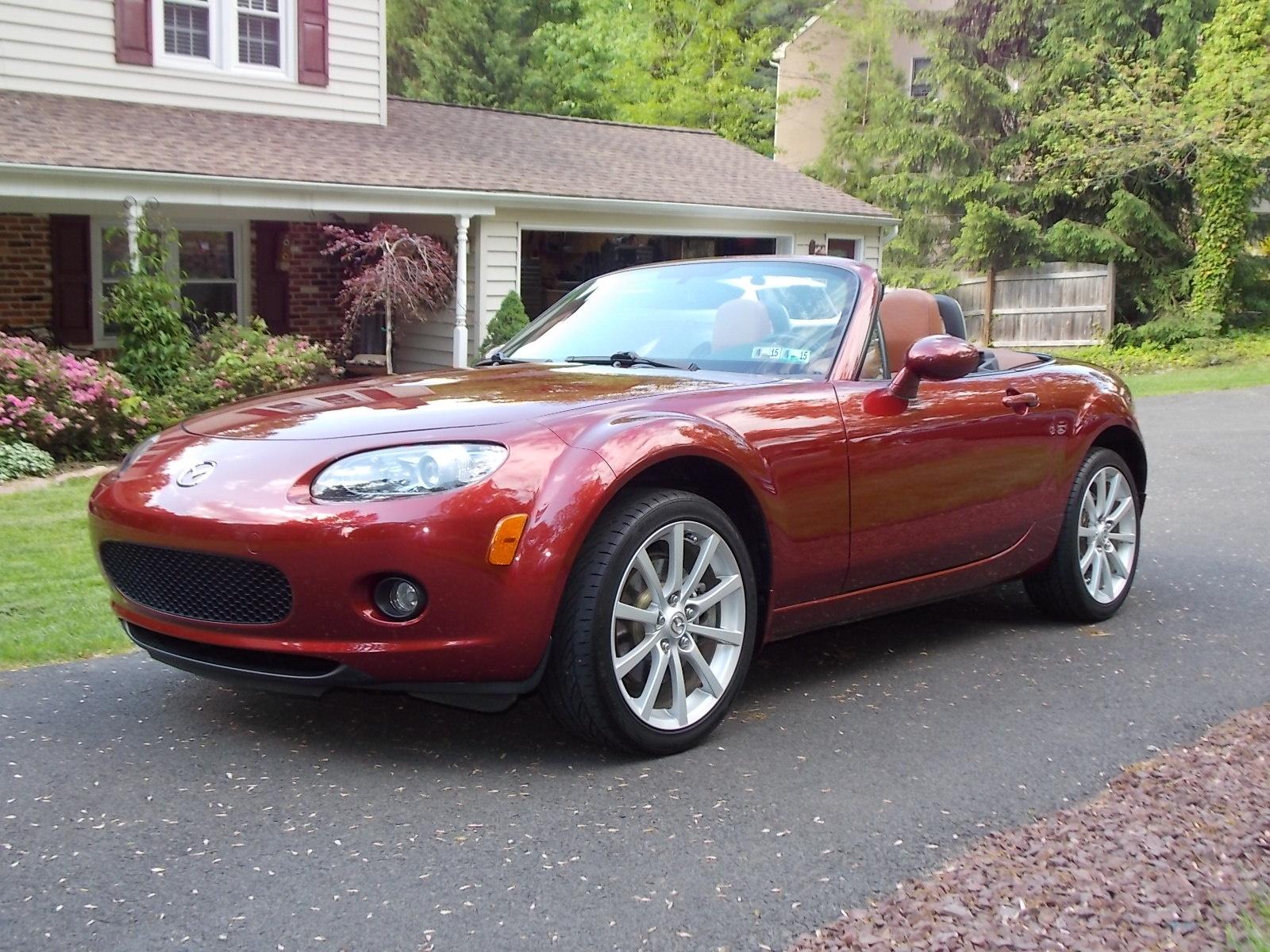 2007 Mazda Mx 5 Miata Pictures Cargurus
