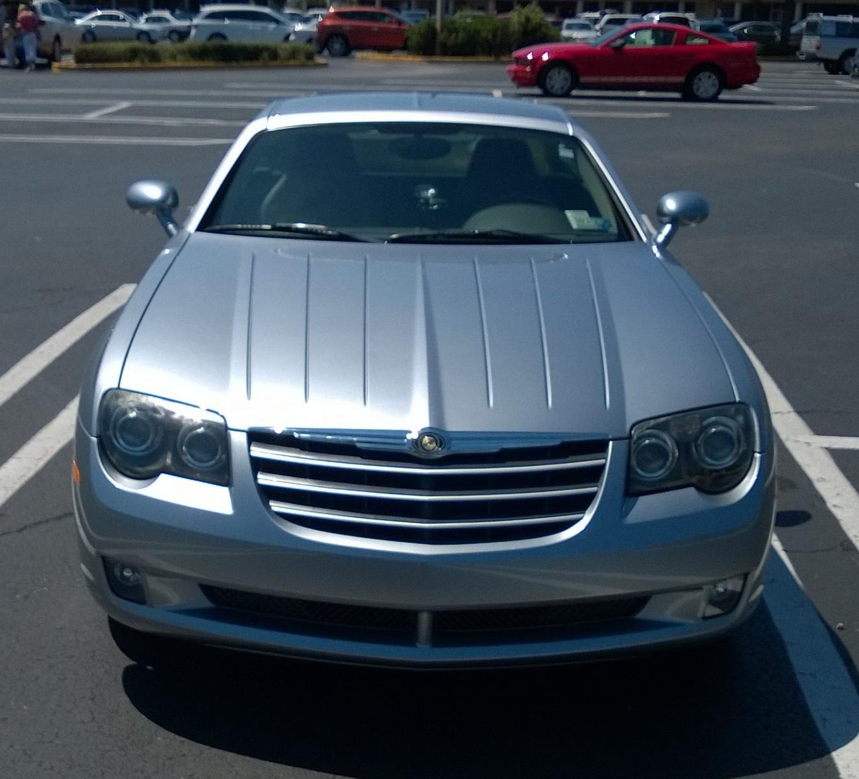 Cargurus Car Value: 2004 Chrysler Crossfire