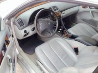 Picture of 2002 Mercedes-Benz SLK-Class 2 Dr SLK320 Convertible, interior