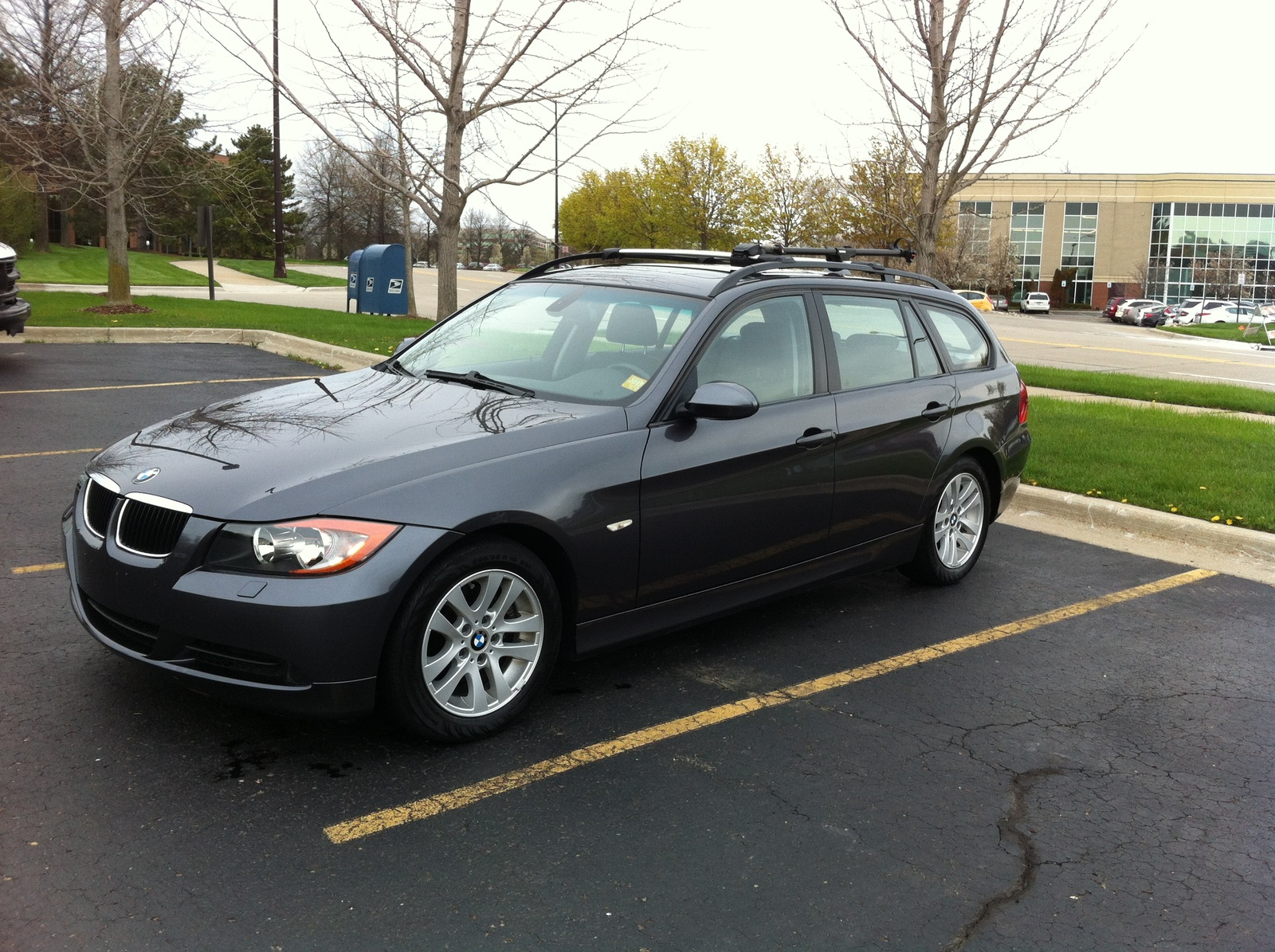picture of 2007 bmw 3 series 328xi wagon exterior. Black Bedroom Furniture Sets. Home Design Ideas
