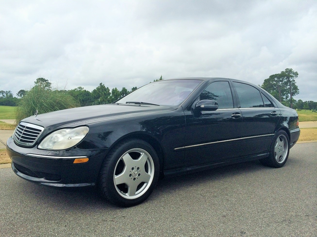 2002 Mercedes Benz S Class Pictures Cargurus