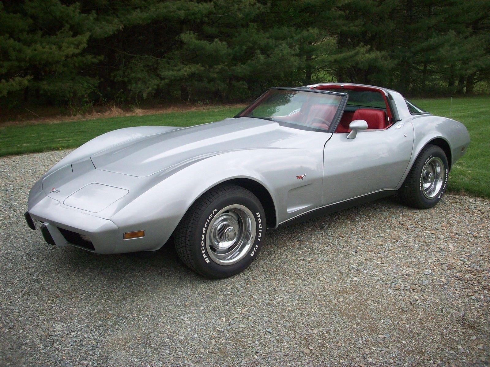 1979 Chevrolet Corvette Overview Cargurus