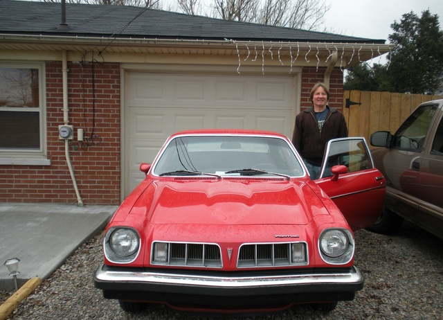 Picture of 1977 Pontiac Astre Base