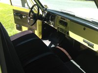 Picture of 1970 Chevrolet C/K 10, interior