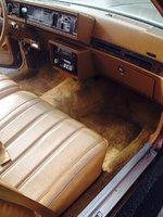 Picture of 1980 Oldsmobile Cutlass, interior